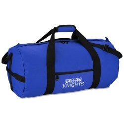 View a larger, more detailed picture of the Double Barrel Bag - Closeout