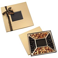 View a larger, more detailed picture of the Treat Mix - 1 25 lbs - Gold Box - Dark Chocolate Bar