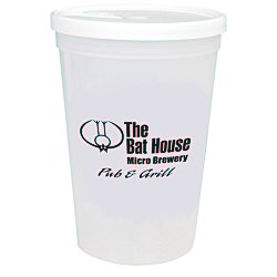 View a larger, more detailed picture of the Shaker Cup - 16 oz 