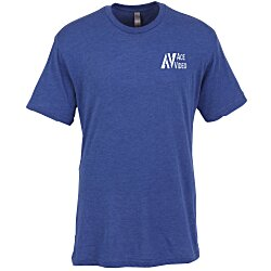 View a larger, more detailed picture of the Next Level Tri-Blend Crew T-Shirt - Men s - Colors
