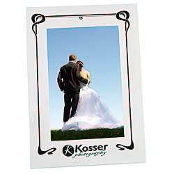 View a larger, more detailed picture of the Laminated Photo Frame - 6 x 4 - White