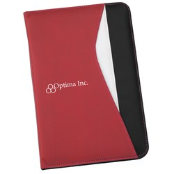 View a larger, more detailed picture of the Swerve Matte Laminate Jr Padfolio