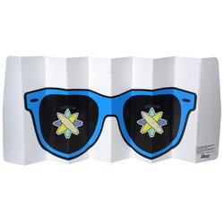 View a larger, more detailed picture of the SUNbuster Car Shade - Sunglasses