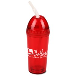 View a larger, more detailed picture of the Galaxy Double Wall Acrylic Tumbler - 14 oz - Closeout