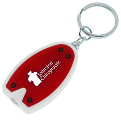 View a larger, more detailed picture of the LED Key Tag - 24 hr