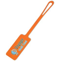 View a larger, more detailed picture of the Jet Lag Luggage Tag - Colors - 24 hr