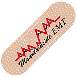 View a larger, more detailed picture of the Flat Flexible Magnet - Bandage - 24 hr