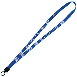 View a larger, more detailed picture of the Lanyard - 1 2 - 34 Length - Plastic O-Ring - 24 hr