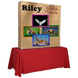 View a larger, more detailed picture of the Splash Tabletop Display - 5 - Wrap Graphics