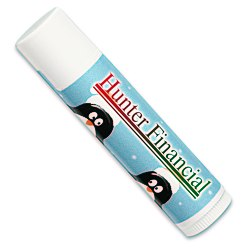 View a larger, more detailed picture of the Holiday Value Lip Balm - Penguins - 24 hr