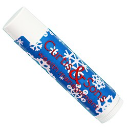 View a larger, more detailed picture of the Holiday Value Lip Balm - Snowflakes - 24 hr