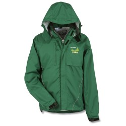 View a larger, more detailed picture of the Tomlin Turf-Plex Jacket - Men s