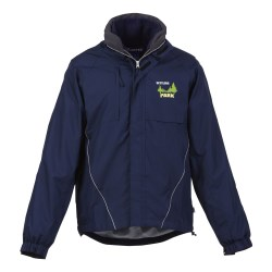 View a larger, more detailed picture of the Tomlin Turf-Plex System Jacket - Men s