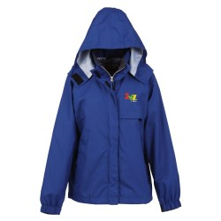 View a larger, more detailed picture of the Lilly Turf-Plex Jacket - Ladies
