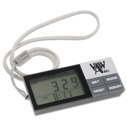 View a larger, more detailed picture of the 3D Sensor Pedometer w Memory