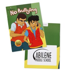 View a larger, more detailed picture of the My Storybooks No Bullying Bilingual