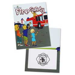 View a larger, more detailed picture of the My Storybooks - Fire Safety