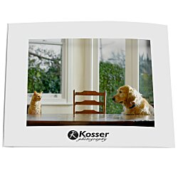 View a larger, more detailed picture of the Laminated Photo Frame - 7 x 5 - White