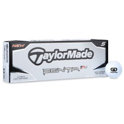 View a larger, more detailed picture of the Taylormade Penta TP5 Golf Ball - Dozen