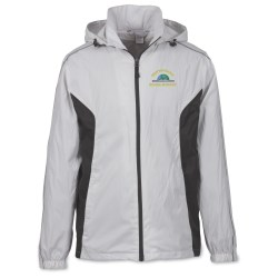 View a larger, more detailed picture of the Gridlock Lightweight Jacket - Men s