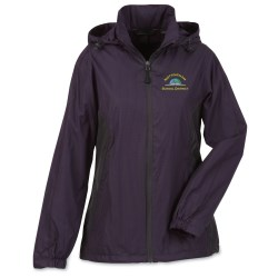 View a larger, more detailed picture of the Gridlock Lightweight Jacket - Ladies
