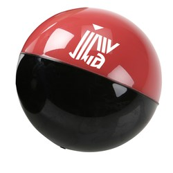 View a larger, more detailed picture of the Two-Tone Bouncy Ball
