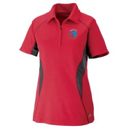 View a larger, more detailed picture of the Serac UTK cool logik Performance Polo - Ladies