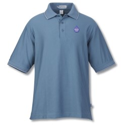 View a larger, more detailed picture of the Extreme EDRY Mini Ottoman Polo - Men s