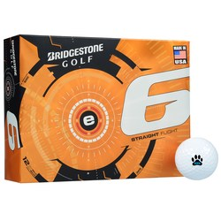 View a larger, more detailed picture of the Bridgestone E6 Golf Ball - Dozen