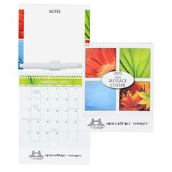 View a larger, more detailed picture of the Message Center Calendar - Mini