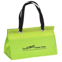 View a larger, more detailed picture of the Fashion Lunch Cooler Tote