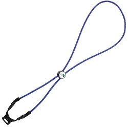 View a larger, more detailed picture of the Dual-Use Power Cord Lanyard Eyewear Retainer - Multi