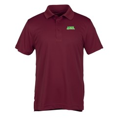View a larger, more detailed picture of the Harriton Moisture Wicking Polo - Men s - 24 hr