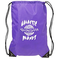 View a larger, more detailed picture of the Drawstring Sportpack - 18 x 14 - 24 hr