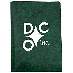 View a larger, more detailed picture of the Pocket Folder Jr Padfolio - Marble