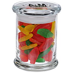 View a larger, more detailed picture of the Snack Attack Jar - Assorted Swedish Fish