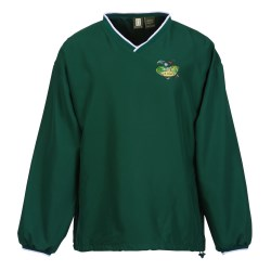 View a larger, more detailed picture of the Sueded Microfiber Windshirt - Closeout