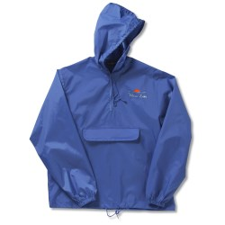 View a larger, more detailed picture of the Packable Nylon Jacket - Closeout