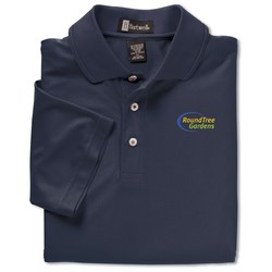 View a larger, more detailed picture of the Bamboo Rayon Polo - Men s - Closeout
