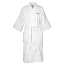 View a larger, more detailed picture of the Kimono-Style Robe - Overstock