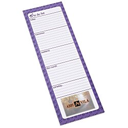 View a larger, more detailed picture of the Bic Magnetic Manager Notepad - To Do - 25 Sheet