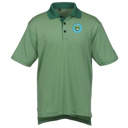 View a larger, more detailed picture of the Adidas Climalite Classic Stripe Polo - Men s
