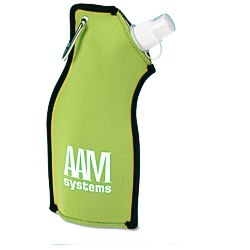 View a larger, more detailed picture of the Neoprene Flexi-Bottle - 13 1 2 oz