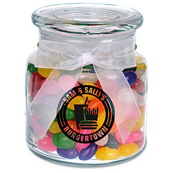 View a larger, more detailed picture of the Sweeten Up Candy Jar - Assorted Jelly Belly