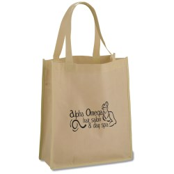 View a larger, more detailed picture of the Scented Shopper Tote - 14 x 12 - Closeout
