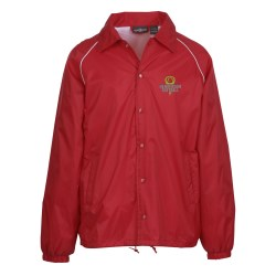 View a larger, more detailed picture of the Jasper Coaches Jacket