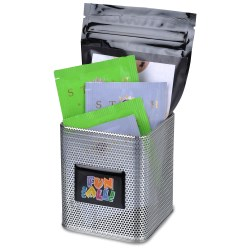 View a larger, more detailed picture of the Desk Caddy - Mesh - Comfort Combo