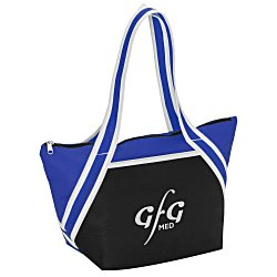View a larger, more detailed picture of the KOOZIE&reg Trapezoid Kooler Bag