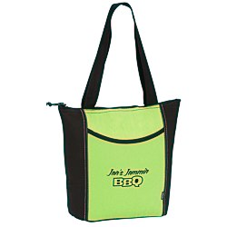 View a larger, more detailed picture of the KOOZIE&reg Non-Woven Kooler Tote