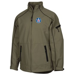 View a larger, more detailed picture of the North End 3-Layer Mid-Length Soft Shell Jacket - Men s